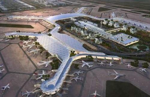 中国最霸道的国际机场,可直飞全球百座城,每小时40架飞机起飞