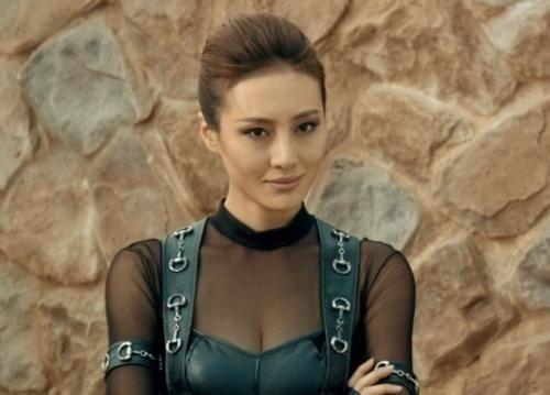 她是李连杰小师妹,曾获武术与选美双冠军,难怪被称最美功夫女星